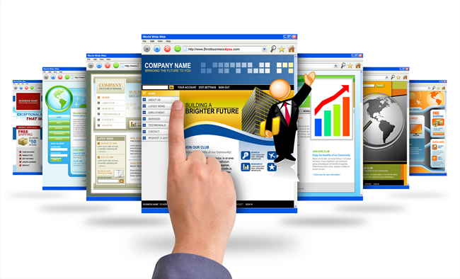 Web Sites que se adaptam a qualquer tamanho de tela